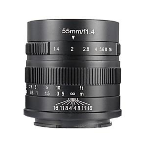 cheap Lenses-7Artisans Camera Lens 7Artisans 55mmF1.4FX-BforCamera