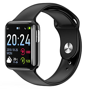 cheap Smartwatches-V5 Smart Watch BT Fitness Tracker Support Notify/ ECG+PCG/ Heart Rate Monitor Sport Smartwatch Compatible Apple/ Samsung/ Android Phones