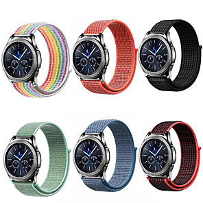 cheap Smartwatch Bands-20 22mm watch band For Samsung galaxy watch 46mm 42mm Gear s3 Frontier Classic s2 sport nylon amazfit bip huawei watch gt strap