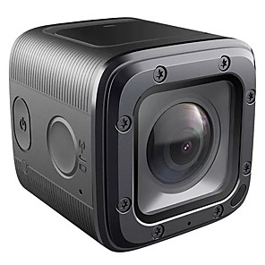 cheap Micro Cameras-BOX 2 Action Camera 4K/30Fps HD 155 Degree ND Filter FOVD Super Vision FPV  Support APP Micro HDMI Port SM2740-1104
