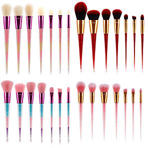 cheap Makeup Brush Sets-Professional Makeup Brushes 7 PCS Soft New Design Full Coverage Lovely Comfy Plastic for Makeup Set Makeup Tools Makeup Brushes Blush Brush Makeup Brush Eyeshadow Brush
