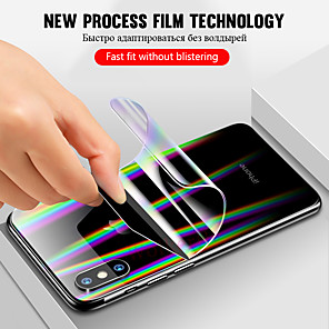 cheap iPhone Screen Protectors-Screen Protector for Apple TPU Hydrogel Front & Back Protector Explosion Proof