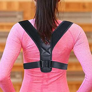 cheap Fitness Gear & Accessories-Shoulder Brace / Shoulder Support Posture Trainer Poly / Cotton Wearproof Lightweight Posture Corrector Yoga Inversion Exercises Fitness For Men's Women's Shoulder / Kid's / Kid's / Adults'