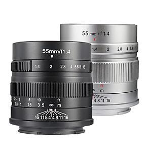 cheap Lenses-7Artisans Camera Lens 7Artisans 55mmF1.4FX-SforCamera