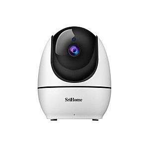 cheap Doorbell Systems-Sricam SH026 2 mp IP Camera Indoor Support 128 GB