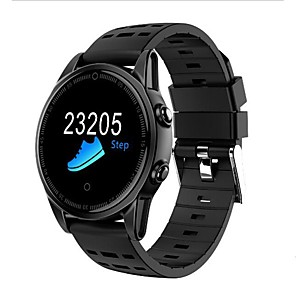 cheap Smartwatches-R13 Smart Watch OLED Color Screen men women Fashion Smartwatch Fitness Tracker Heart Rate monitor Bluetooth Bracelet