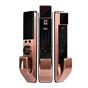 cheap Security Sensors-Automatic fingerprint lock home security door fingerprint lock semiconductor electronic lock smart lock