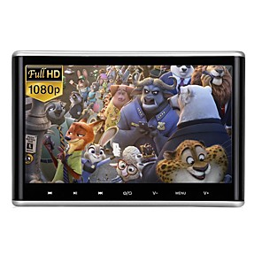 cheap Car DVD Players-LITBest 10.1 inch DVD SD / USB Support for universal HDMI / MicroUSB Support AVI / MPG / VOB MP3 / WMA JPEG