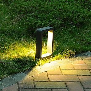 cheap Pendant Lights-ONDENN 1pc 10W Lawn Lights Garden Light Outdoor Lighting New Design / Decorative / Lovely Warm White / White 85-265 V / Courtyard / Garden 1 LED Beads