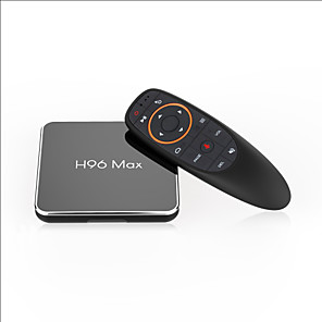 cheap TV Boxes-H96 MAX X2  ATV Android 8.1 Amlogic S905X2 2GB 16GB Quad Core