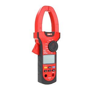 cheap Vehicle Power Inverter-UNI-T Digital Clamp Meter UT207 Auto Range Volt Amp Ohm Frequency Diode tester DC/AC Multimeter