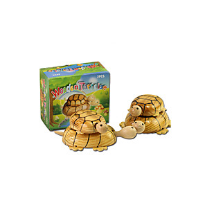 cheap Animal Action Figures-Useless Box Cute Hand-made Wooden For Child's All