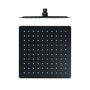 cheap Hand Shower-Contemporary Rain Shower Painted Finishes Feature - Shower, Shower Head