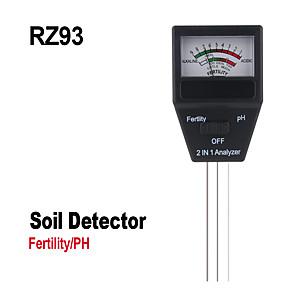 cheap Test, Measure & Inspection Equipment-RZ Mini Soil Moisture Humidity Hygrometer Measuring PH Meter Soil Moisture Monitor Gardening Plant Farming Light Sunlight Tester