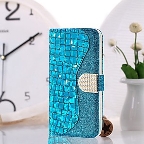 cheap Samsung Case-Case For Samsung Galaxy S9 / S9 Plus / S8 Plus Wallet / Card Holder / Shockproof Full Body Cases Armor Hard PU Leather
