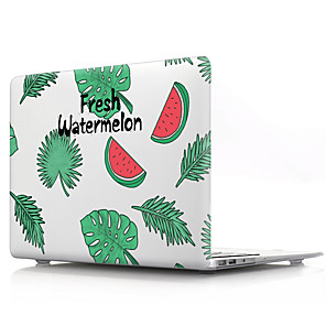 cheap Cell Phones-Fruit Cartoon PVC Hard Cover Shell for MacBook Pro Air Retina Phone Case 11/12/13/15 (A1278-A1989)