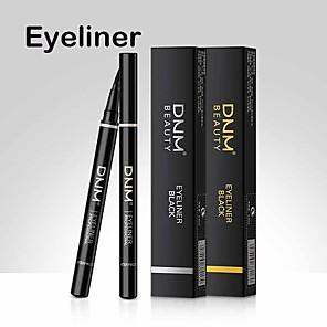 cheap Eyeliner-Waterproof Quick-Drying Eyeliner Black Eyeliner Makeup Tool Built-In Steel Ball