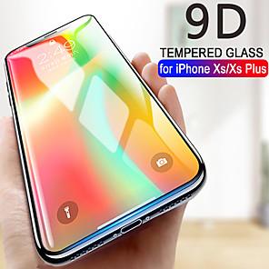 cheap iPhone Screen Protectors-9d protective glass for iphone x 10 screen protector iphone x xr xs plus max tempered glass on iphone x glass protection