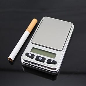 halpa Vaa'at-0.05g-500g Teräväpiirto Kannettava Automaattinen sammutus Digitaalinen korutasku Mini Pocket Digital Scale Kotielämä Ulkokäyttö