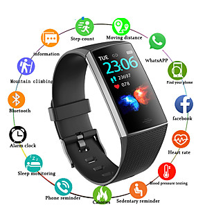 cheap Smartwatches-CM05 Fitness Bracelet Health Heart Rate Monitor Pedometer Activity Tracker Smart Bracelet Men Women Sport Smart Watch