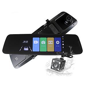 cheap Car DVR-ZIQIAO H16A Full HD Night Vision Reversing Image Car DVR Camera 170 Degree Wide Angle Dash Camera G-Sensor Parking Monitor Car Video Recorder