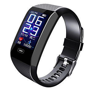 cheap Smart Wristbands-CM11 Smart Watch Color Screen Bluetooth Smart Bracelets with Heart Rate blood pressure Sleep Monitor Smart Pedometer