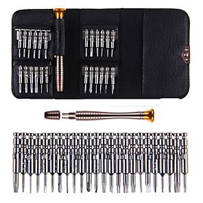 cheap Tool Sets-25 In 1 Torx Screwdriver Set Mobile Phone Repair Tool Kit Multitool