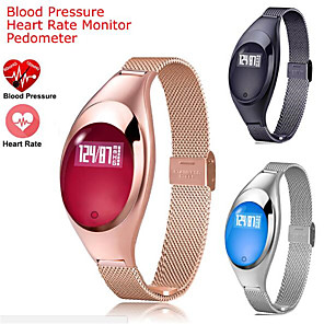 cheap Others-Z18 PLUS Smart bracelet Heart Rate Monitor Smart Watches for Women Men Waterproof Cholesterol Monitor Blood Pressure Measurement