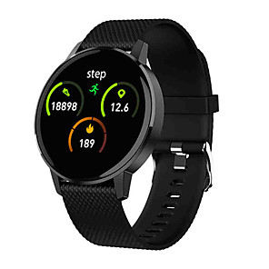 cheap Smartwatches-S3 Smart Watch BT Fitness Tracker Support Notify/Heart Rate Monitor Sports Smartwatch Compitable IPhone/Samsung/Android Phones