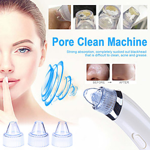 cheap Facial Care Device-Electric Acne Remover Point Noir Blackhead Vacuum Extractor Tool Black Spots Pore Cleaner Skin Care