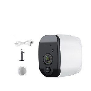 cheap Outdoor IP Network Cameras-Home wireless monitoring wifi camera outdoor HD free wiring mobile phone remote monitoring battery camera