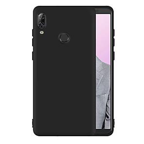 cheap Other Phone Case-Case For Lenovo Lenovo K5 Pro / Lenovo Z5 / Lenovo Z5S Shockproof / Dustproof / Frosted Back Cover Solid Colored Soft TPU