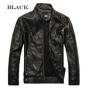 povoljno Motociklističke jakne-LITBest Odjeća za motocikle Zakó za Muškarci Umjetna koža Proljeće & Jesen / Zima Najbolja kvaliteta