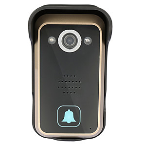 cheap Video Door Phone Systems-Factory OEM WIFI No Screen(output by APP) Telephone One to One video doorphone