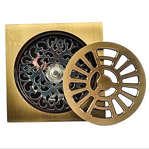 cheap Drains-Drain New Design / Cool Modern Brass 1pc Floor Mounted