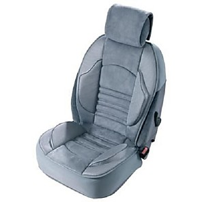 cheap Car Headrests&Waist Cushions-LITBest Car Seat Covers Seat Covers Gray Polycarbonate Business / Common For universal All years
