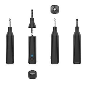 cheap Car FM Transmitter/MP3 Players-5.0 Bluetooth Receiver Bluetooth Adapter Car Bluetooth Wireless Receiver Hands-Free Car Phone Car Handsfree