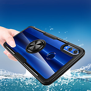 cheap Samsung Case-Luxury Car Ring Silicone TPU Soft Phone Case For Samsung Galaxy A70 A50 Back Cover For Samsung A40 A30 A20 A10 Full Shockproof Case