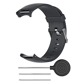 cheap Smartwatch Bands-Watch Band for Garmin Approach S3 Garmin Sport Band Silicone Wrist Strap
