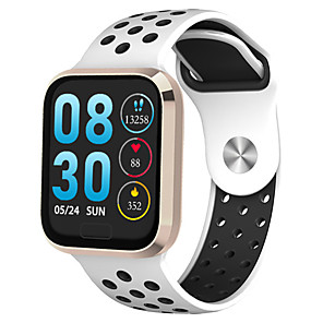 cheap Smartwatches-M98 Smart Watch Bluetooth Fitness Tracker Support Notify/ Heart Rate Monitor/ Blood Pressure Measurement Sports Smartwatch Compatible Apple/ Samsung/ Android Phones