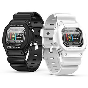 cheap Smartwatches-X12 smart watch unisex style sleep heart rate blood pressure monitoring ECG multiple sports mode IP68 waterproof bracelet