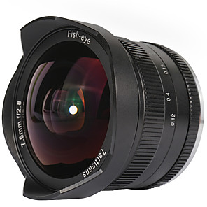 cheap Lenses-Fujifilm Camera Lens 7Artisans 7.5mm F2.8FX-BforCamera