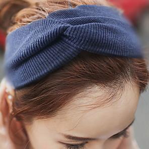 cheap Hair Accessories-Headbands / Decorations Hair Accessories Cloth Demin Wigs Accessories Women's 1 pcs pcs cm Daily Wear / Festival Floral Style / Retro Women