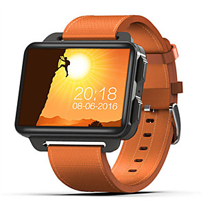 cheap Smartwatches-DM99 Smart Watch BT Fitness Tracker Support Notify/ Heart Rate Monitor Built-in GPS Android Smartwatch Phones for Samsung/ Android/ Iphone