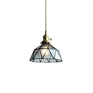 billige Blondeparykker af menneskehår-nordisk messing glas gangbro lys veranda bar restaurant balkon sengelamper pendant lys