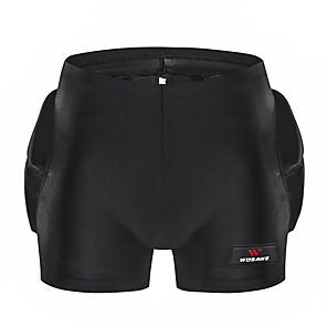 povoljno Zaštitnu opremu-Podstavljene kratke hlače za Skijanje / Klizanje na ledu / Skating Dječaci / Djevojčice Za djecu / Otporno na trešnju / Djeca / Teen Pamuk / Lycra® / EVA pjena 1pc Crn