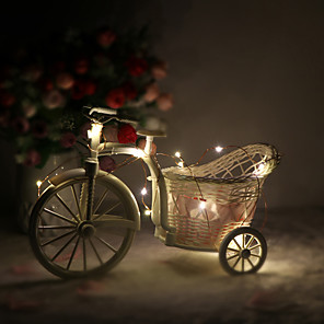 cheap LED String Lights-Creative Bottle String Lights LED Light for Wedding Party Festival Decoration with Battery Box