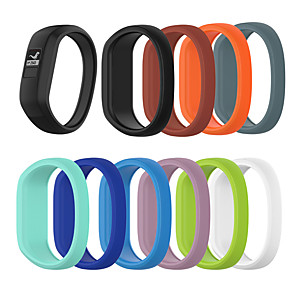 cheap Smartwatch Bands-For Garmin Vivofit jr/jr 2/3 Band Silicon Stretchy Replacement Watch Bands for Kids Boys Girls Small size