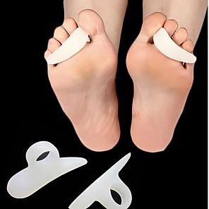 Χαμηλού Κόστους Skin Care-1 πόδι πόδι ανακούφιση πόνους τα πόδια φροντίδα παπούτσια gel toe διορθωτής σφυρί δάχτυλα διαχωριστικό προστατευτικό μαξιλάρι