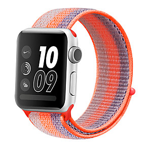 cheap Smartwatch Bands-Watch Band for Apple Watch Series 5/4/3/2/1 Apple Sport Band Nylon Wrist Strap